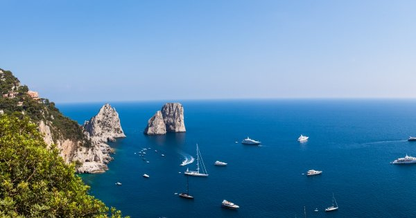 Enjoy the Capricious and Captivating Capri on Private Sightseeing Tours