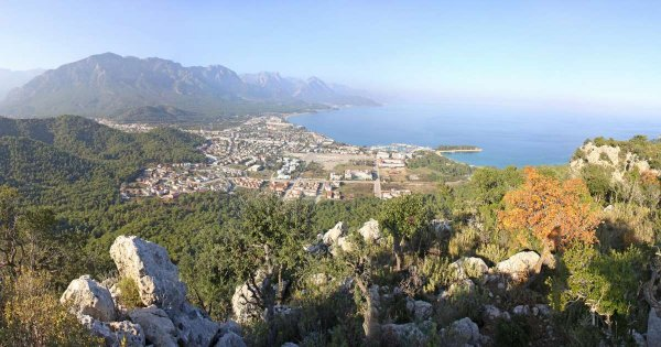Be Keeled Over by the Beauty and Charm of Kemer on a Private Guided Tour