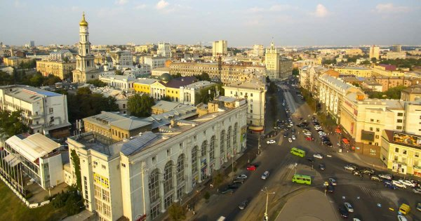 The Copious Character of Kharkiv Is Obvious on Private Sightseeing Tours