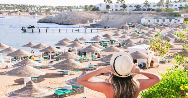 Shake the Sand off From the Sphinx at Sharm El-sheikh on Private Tour