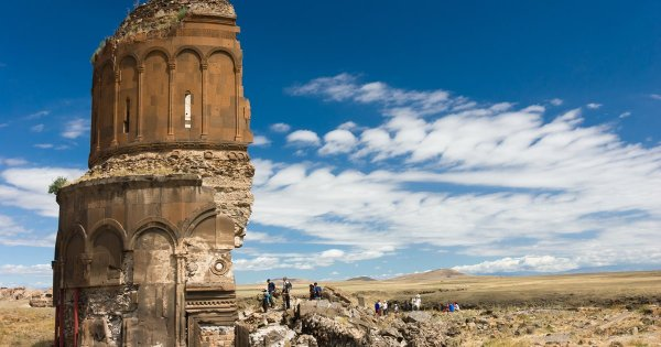 Discover the Ani Ruins on Private Sightseeing Tours of Kars