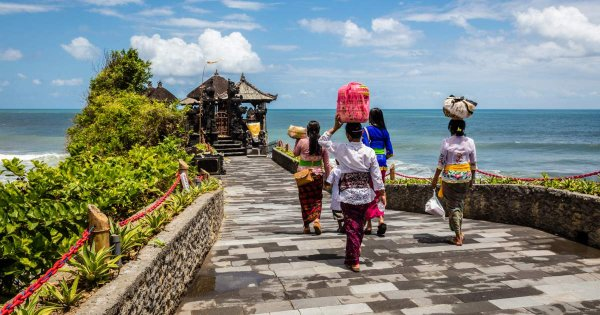 Bali Sightseeing Tour of a Stunningly Beautiful and Cultural Island