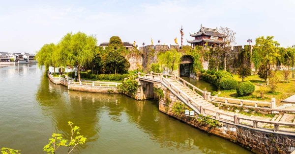 Hōngdòng De Suzhou and Its Glorious Gardens and Private Guided Tours