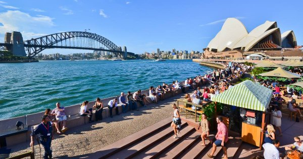 The Stunning Spectacular Cosmopolitan City of Sydney on Private Tour