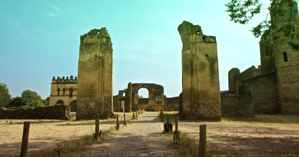 Enjoy a Private Tour of Gondar, Be Royally Impressed With the Experience