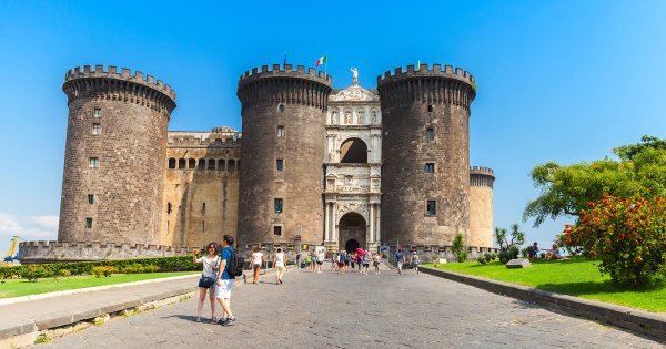 Take a Private Tour of Naples for an Eruption of Stunning Natural Beauty