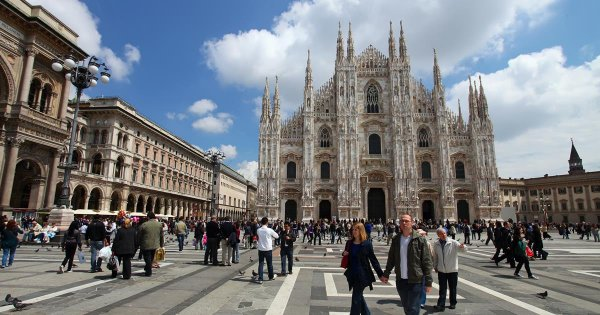 Be a 'Fashionista' in Magical Mystifying Milan on a Private Tour