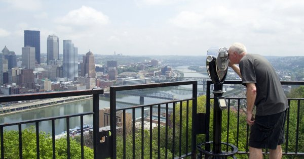 On a Private Tour of Pittsburgh The Picturesque Pitstops Are a Lure