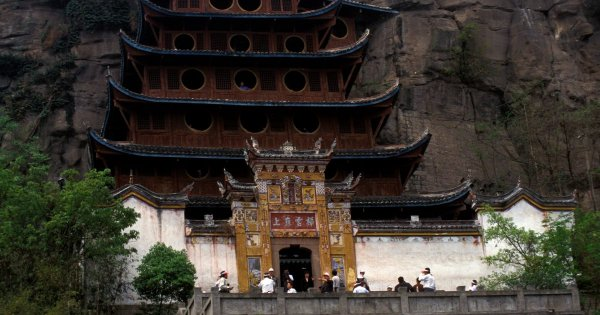Visit the Mountain City of Chongqing on a Private Custom Tour