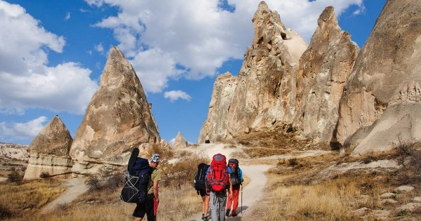 Volcanic Peaks of the Stunning and Unique Cappadocia Guided Private Tour