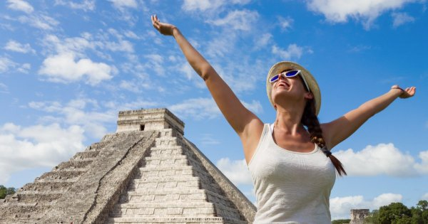 You Can Tan and Have Adventures, Visit Yucatan on a Sightseeing  Tour