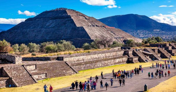 Private Guided Tours of Teotihucan for All or Any Archaeological Fan