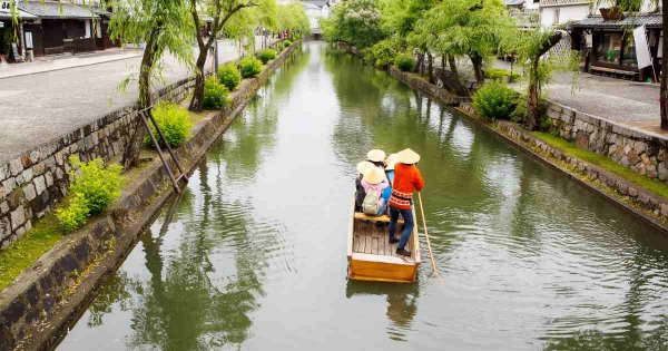 Check Out Old Japans Traditional City Kurashiki on Guided Private Tours