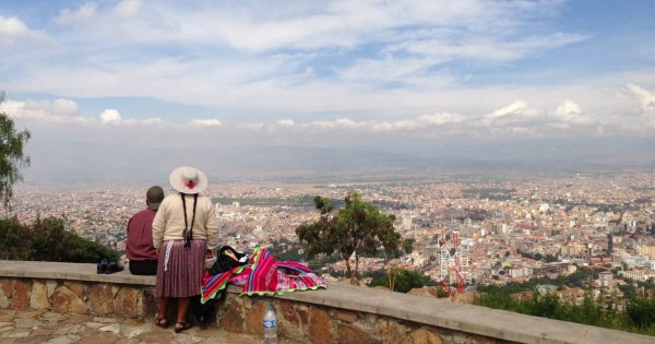 Coveted Panorama Views of Cochabamba With Private Sightseeing Tours