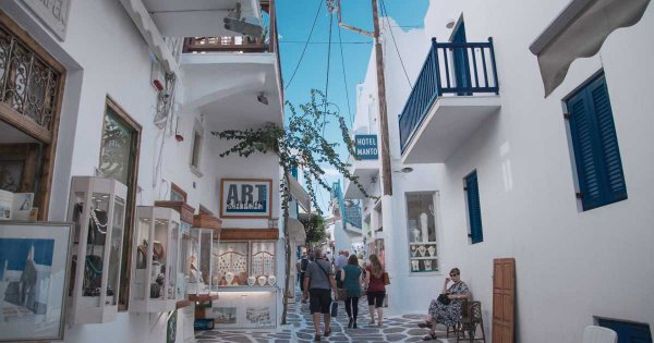Make Memories That Will Last Forever With Mykonos Private Tours
