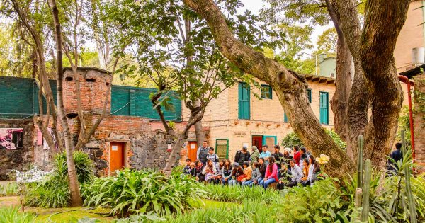 Visit the Exciting 'place of Coyotes' on a Private Tour of Coyoacan