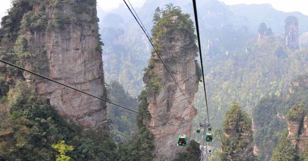 Explore the Beautiful and Zesty Zhangjiajie on Private Sightseeing Tours