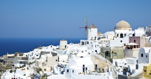 Visit the Volcanic Island That Is Super Santorini on Private Tour