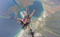 Tandem Paragliding from Babadag Mountain - Oludeniz
