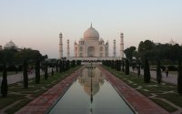 Private Full Day Taj Mahal  & Fatehpur Sikri Tour from Delhi By Car