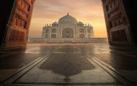 Full Day Taj Mahal & Agra Private Car Tour from Delhi