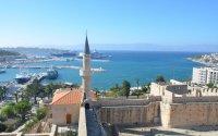 Shared Group RETURN Shuttle Airport Transfer Service from Izmir to Kusadasi