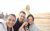 Giza Pyramid, Sakkara & Memphis Full Day Private Tour From Cairo